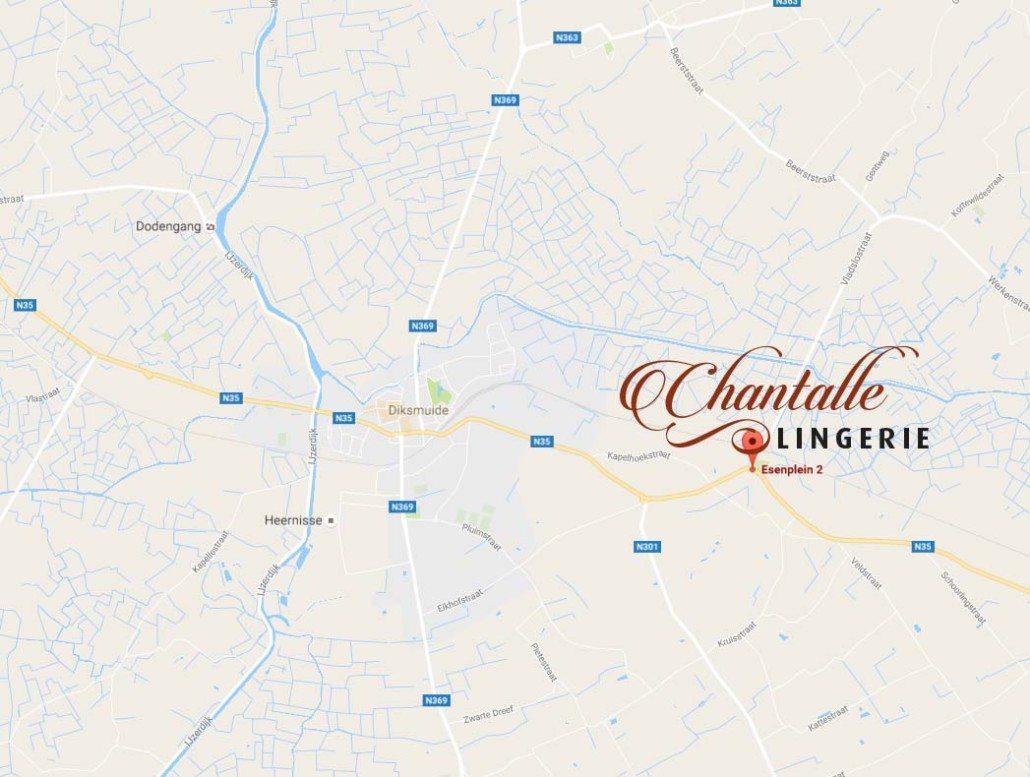 Lingerie Chantalle, Esenplein 2a, 8600 Esen-Diksmuide